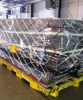 Air consolidation pallets - regular service